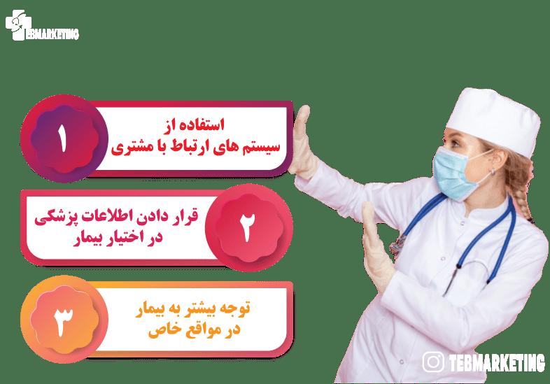 روش های انجام تبلیغات پزشک هسته ای